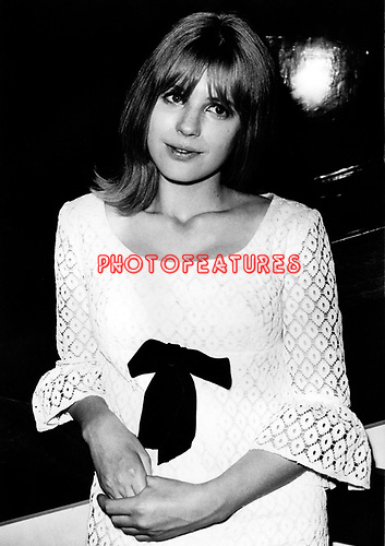 Marianne Faithfull 1964<br /> &copy; Chris Walter