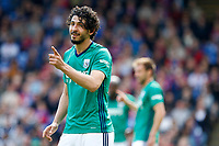 Ahmed Hegazi of West Brom during the EPL - Premier League match between Crystal Palace and West Bromwich Albion at Selhurst Park, London, England on 13 May 2018. Photo by Carlton Myrie / PRiME Media Images.