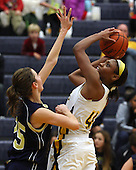 Rochester Hills Stoney Creek at Clarkston, Girls Varsity Basketball, 12/20/12
