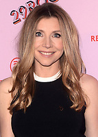 LOS ANGELES- DECEMBER 6:  Sarah Chalke at the Refinery29 29Rooms Los Angeles: Turn It Into Art Opening Night Party at ROW DTLA on December 6, 2017 in Los Angeles, California. (Photo by Scott Kirkland/PictureGroup)