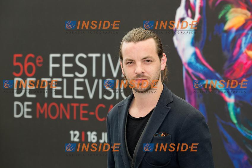 Gethin ANTHONY, Aquarius <br /> Monaco Montecarlo 14-06-2016 <br /> 56th Monaco TV Festival - Photocall Opening Ceremony <br /> Foto Nicolas Gavet Panoramic / Insidefoto