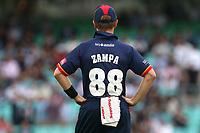 Adam Zampa of Essex looks on during Surrey vs Essex Eagles, Vitality Blast T20 Cricket at the Kia Oval on 12th July 2018