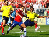 Selección Chilena 2012 Chile vs Colombia