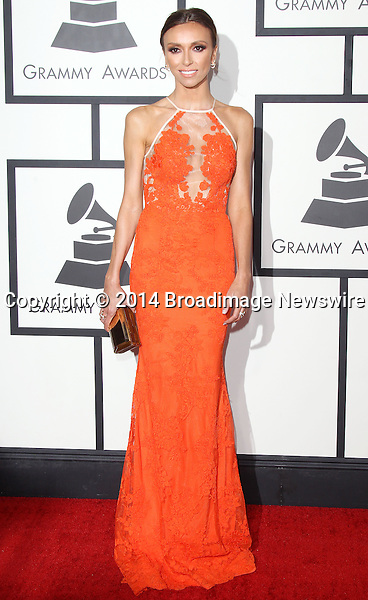 Pictured: Giuliana Rancic<br /> Mandatory Credit &copy; Frederick Taylor/Broadimage<br /> 56th Annual Grammy Awards - Red Carpet<br /> <br /> 1/26/14, Los Angeles, California, United States of America<br /> <br /> Broadimage Newswire<br /> Los Angeles 1+  (310) 301-1027<br /> New York      1+  (646) 827-9134<br /> sales@broadimage.com<br /> http://www.broadimage.com