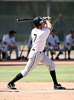 Drew Garcia / Chicago White Sox 2008 Instructional League..Photo by:  Bill Mitchell/Four Seam Images
