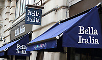 Casual Dining Group, owners of restaurants Cafe Rouge, Bella Italia and Las Iguanas has gone into administration. They announced the closure of 91 restaurants with the loss of more than 1,900 jobsdue to the impact of the Coronavirus Covid-19 Pandemic. July 3rd 2020<br /> <br /> Photo by Keith Mayhew