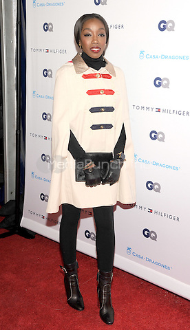 New York, NY- December 11:  Estelle attends the Tommy Hilfiger and GQ event honoring The Men Of New York at the Tommy Hilfiger Flagship on December 11, 2014 in New York City. Credit: John Palmer/MediaPunch