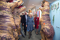 Camilla Duchess of Cornwall at ICAP 26th Annual Charity Day