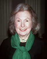 Geraldine Fitzgerald, 1993, Photo By John Barrett/PHOTOlink