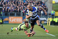 Bath v Northampton Saints : 21.02.15