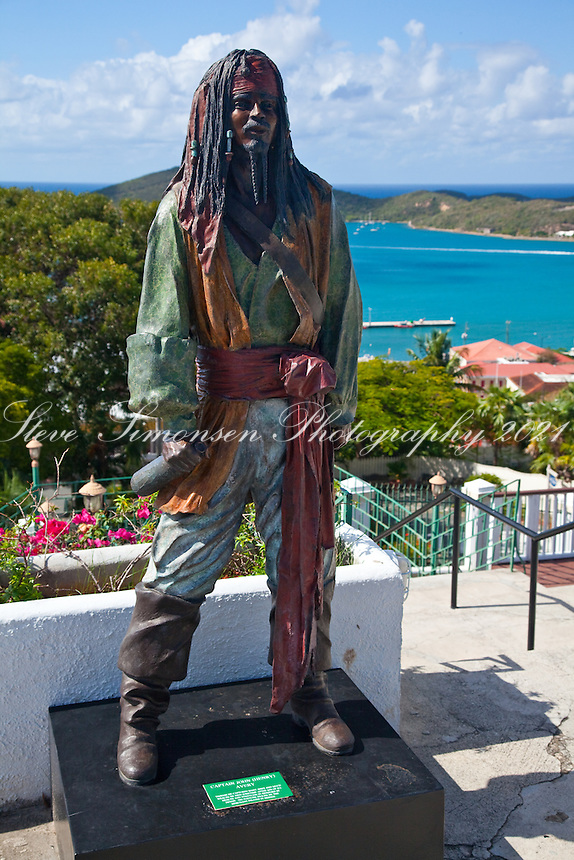 Blackbeard's Castle<br /> Charlotte Amalie<br /> St Thomas<br /> U.S. Virgin Islands