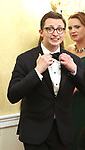Will Roland poses at the 71st Annual Tony Awards, in the press room at Radio City Music Hall on June 11, 2017 in New York City.