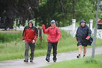 WANDELEN: FRYSLAN: 27-05-2014, Elfstedenwandeltocht, traject Sleat - Workum, ©foto Martin de Jong