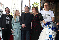 08 March 2018 - Hollywood, California - Mark Hamill, Marilou York, Chelsea Hamill, Nathan Hamill, Griffin Hamill. Mark Hamill Honored With Star On The Hollywood Walk Of Fame.  <br /> CAP/ADM/FS<br /> &copy;FS/ADM/Capital Pictures