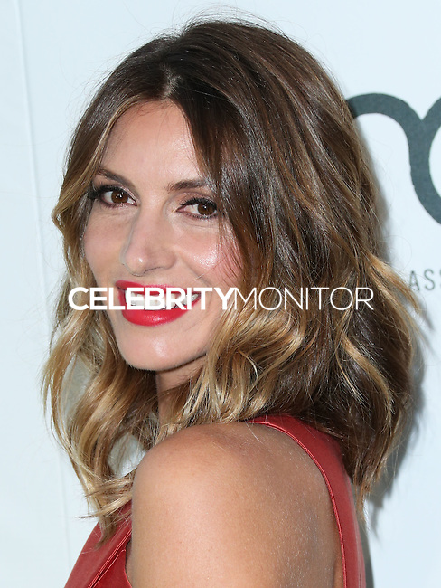 BURBANK, CA, USA - OCTOBER 18: Dawn Olivieri arrives at the 2014 Environmental Media Awards held at Warner Bros. Studios on October 18, 2014 in Burbank, California, United States. (Photo by Xavier Collin/Celebrity Monitor)