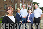 "PROMOTING KERRY: Some of the members of the new ""All Kerry Together"" Tourism Group, pictured at the Kerry County Museum Mary Rose Stafford, Chairperson, Lisa Ganey, Arthur Spring, Caroline Boland and George Kelly"