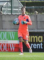 RC LAUWE :<br /> Jordy Mervilde<br /> <br /> Foto VDB / Bart Vandenbroucke