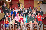 Looking 29.Nicola Casey,Ballyduff(seated 4th from the Rt)had a colourfull celebration for her 30th birthday in the Imperial hotel,Denny St,Tralee last Saturday night along with many friends and family.