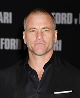 "HOLLYWOOD, CA - NOVEMBER 04: Sean Carrigan attends the Premiere of FOX's ""Ford V Ferrari"" at TCL Chinese Theatre on November 04, 2019 in Hollywood, California.<br /> CAP/ROT/TM<br /> ©TM/ROT/Capital Pictures"