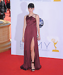 Jena Malone. at The 64th Anual Primetime Emmy Awards held at Nokia Theatre L.A. Live in Los Angeles, California on September  23,2012                                                                   Copyright 2012 Hollywood Press Agency