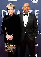6 June 2019 - Hollywood, California - Carl Franklin, Jesse Beaton. American Film Institute's 47th Life Achievement Award Gala Tribute To Denzel Washington held at Dolby Theatre.    <br /> CAP/ADM/FS<br /> ©FS/ADM/Capital Pictures