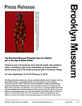 Digital Press Kit - Soul of a Nation: Art in the Age of Black Power