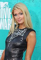 MTV Movie Awards - Los Angeles - 2012