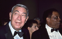 Howard Cosell 1987 by Jonathan Green