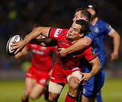 29th September 2017, RDS Arena, Dublin, Ireland; Guinness Pro14 Rugby, Leinster Rugby versus Edinburgh; John Hardie of Edinburgh