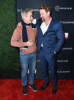 "08 January 2019 - Hollywood, California - Dermont Mulroney, Max Martini . ""SGT. Will Ferrell Gardner"" Los Angeles Premiere held at Arclight Hollywood . Photo Credit: Birdie Thompson/AdMedia"