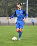 2017-09-16 / Voetbal / Seizoen 2017-2018 / KVV Vosselaar / Yannick Defossez<br /> <br /> ,Foto: Mpics.be