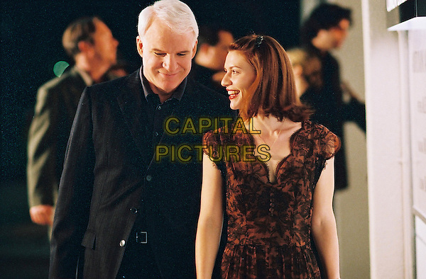 STEVE MARTIN & CLAIRE DANES .in Shopgirl.Filmstill - Editorial Use Only.CAP/AWFF.supplied by Capital Pictures.