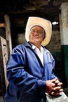 Lucio Palafox Martinez. La Ruta del Mezcal, Saldana Mezcal distilery, San Luis Potosi/Zacatecas, Mexico.