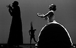 09.06.2014 Akram  Khan Company performing iTMOi (in the mind of igor) at Sadlers Wells Theatre London UK