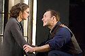 Philistines by Maxim Gorky, a new version by Andrew Upton ,directed by Howard Davies . With Ruth Wilson as Tanya,Mark Bonnar as Nil,. Opens at the Lyttleton Theatre  on 30/5/07   CREDIT Geraint Lewis