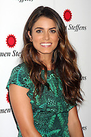 HOLLYWOOD, CA - AUGUST 02: Nikki Reed at the Carmen Steffens U.S. west coast flagship store opening at Hollywood &amp; Highland Center on August 2, 2012 in Hollywood, California. &copy;&nbsp;mpi26/ MediaPunch Inc. /NortePhoto.com<br />