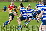 Tralee's Jamie Lynch at the Tralee v St Marys at O'Dowd Park on Sunday