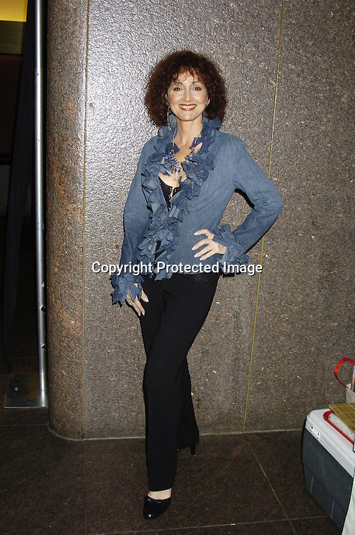 Robin Strasser ..at The Feast with Famous Faces benefitting The League for The Hard of Hearing on September 26, 2005 at JP Morgan Chase Dining Room. ..Photo by Robin Platzer, Twin Images
