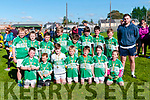 Jim Corridan 15th Annual U/10 football blitz: The Ballydonoghue U/10 team that took part in the Jim Corridan 15th annual football blitz at Frank Sheehy Park, Listowel on Saturday last.