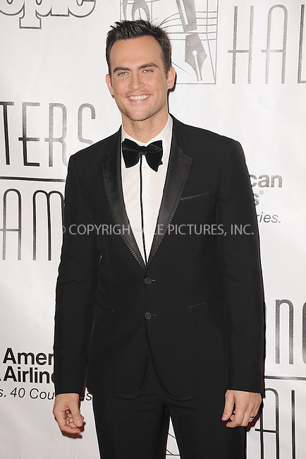 WWW.ACEPIXS.COM . . . . . .June14, 2012...New York City....Cheyenne Jackson attends the Songwriters Hall of Fame 43rd Annual induction and awards at The New York Marriott Marquis on June 14, 2012 in New York City. ....Please byline: KRISTIN CALLAHAN - WWW.ACEPIXS.COM.. . . . . . ..Ace Pictures, Inc: ..tel: (212) 243 8787 or (646) 769 0430..e-mail: info@acepixs.com..web: http://www.acepixs.com .