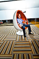 Dan Rosensweig pictures: executive portrait photography of Dan Rosensweig CEO of Chegg, by San Francisco corporate photographer Eric Millette