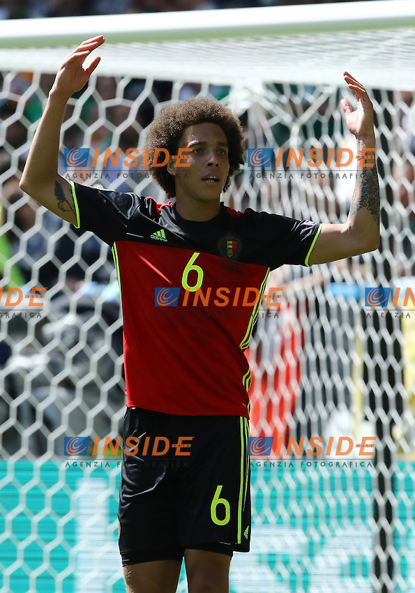 Axel Witsel Belgio celebrating esultanza<br />