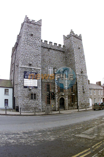 Ardee Castle.Picture: Paul Mohan/Newsfile