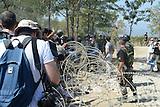 01.09.2015_Flüchtlinge an der giechisch-mazedonischen Grenze