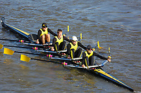 Crew: 206  HAM (A)  Hampton School (A Saul)  4x- Jun Chall<br /> <br /> Fours Head of the River 2018<br /> <br /> To purchase this photo, or to see pricing information for Prints and Downloads, click the blue 'Add to Cart' button at the top-right of the page.
