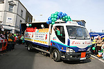 Flogas Floats in The 2009 Drogheda St. Patricks Day Parade...Photo NEWSFILE/Jenny Matthews.(Photo credit should read Jenny Matthews/NEWSFILE)....This Picture has been sent you under the condtions enclosed by:.Newsfile Ltd..The Studio,.Millmount Abbey,.Drogheda,.Co Meath..Ireland..Tel: +353(0)41-9871240.Fax: +353(0)41-9871260.GSM: +353(0)86-2500958.email: pictures@newsfile.ie.www.newsfile.ie.FTP: 193.120.102.198.