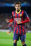 UEFA Champions League 2013/2014.<br /> FC Barcelona vs Celtic FC: 6-1 - Game: 6.<br /> Neymar.