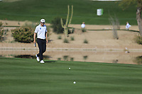 Seamus Power (IRL) during the 1st round of the Waste Management Phoenix Open, TPC Scottsdale, Scottsdale, Arisona, USA. 31/01/2019.<br /> Picture Fran Caffrey / Golffile.ie<br /> <br /> All photo usage must carry mandatory copyright credit (© Golffile | Fran Caffrey)