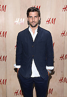 NEW YORK, NY - JUNE 19: Johannes Huebl pictured at the  H&M Summer Camp Kickoff Party Café de la Esquina on June 19, 2014 in Brooklyn,New York .HP/Starlitepics