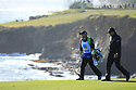 Phil Mickelson (USA) during the final round of the AT&T Pro-Am ,Pebble Beach Golf Links, Monterey, USA. 10/02/2019<br /> Picture: Golffile | Phil Inglis<br /> <br /> <br /> All photo usage must carry mandatory copyright credit (© Golffile | Phil Inglis)